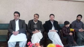 Farwell Party for Ex Employees of BISE Malakand